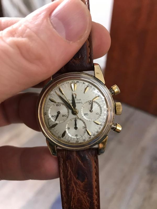 Watch repair vancouver omega 321