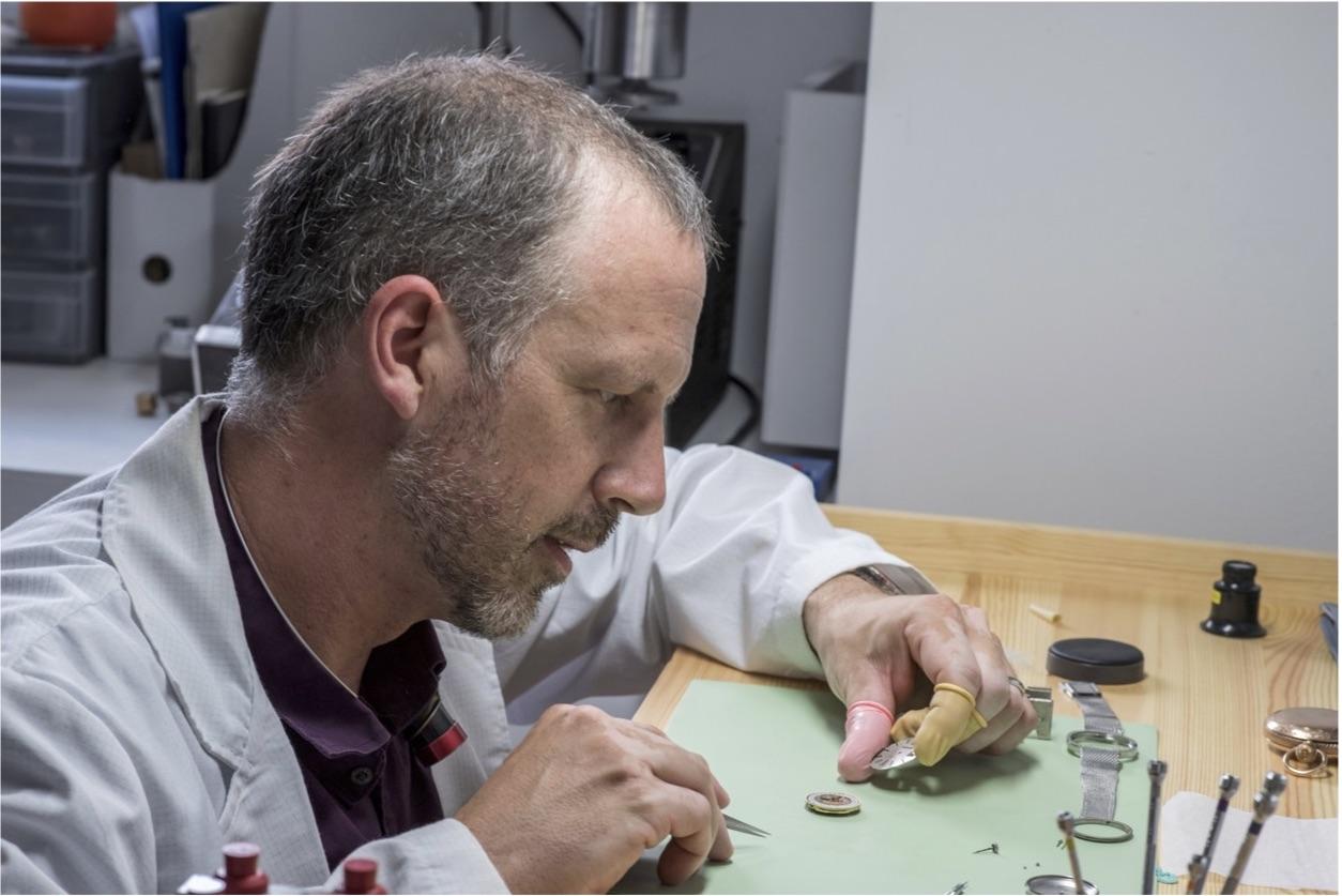 Watchmaker vancouver Howie Woiwod