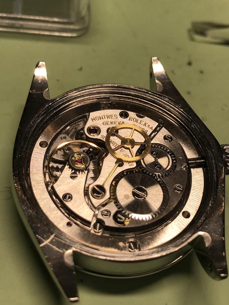 Vancouver watch repair Rolex 1215