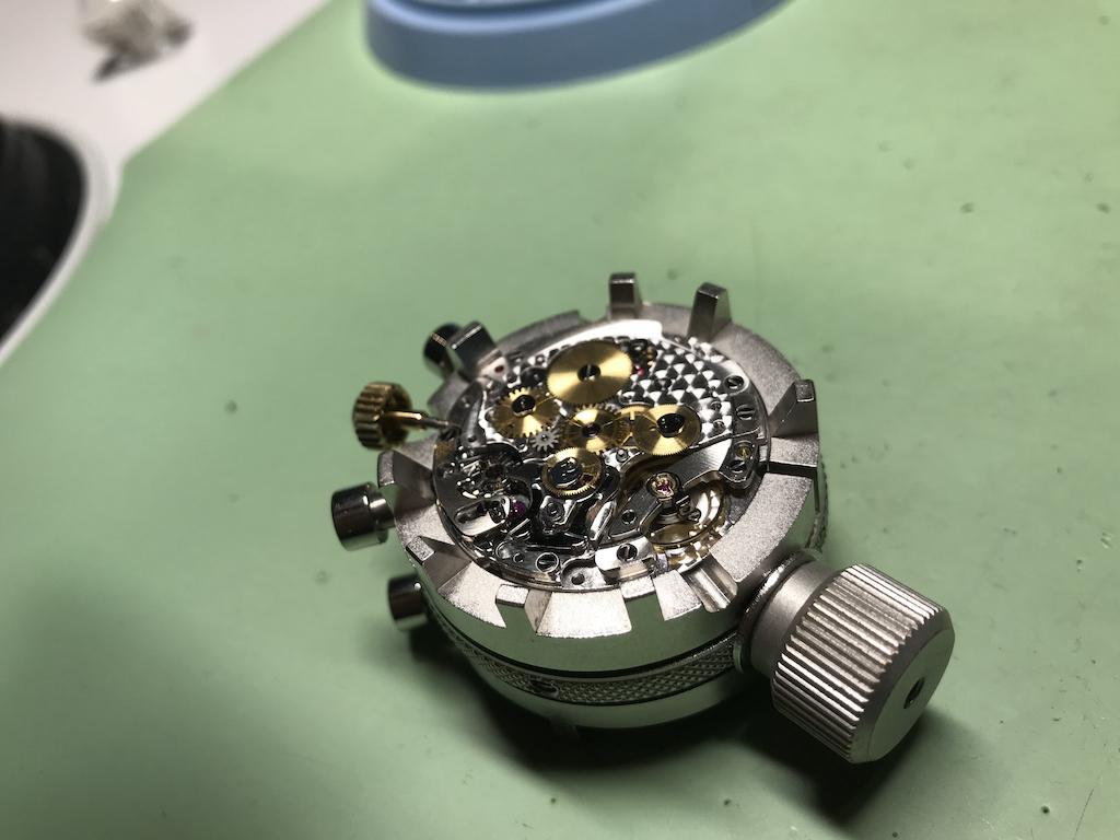 Vancouver watch repair Rolex 4130