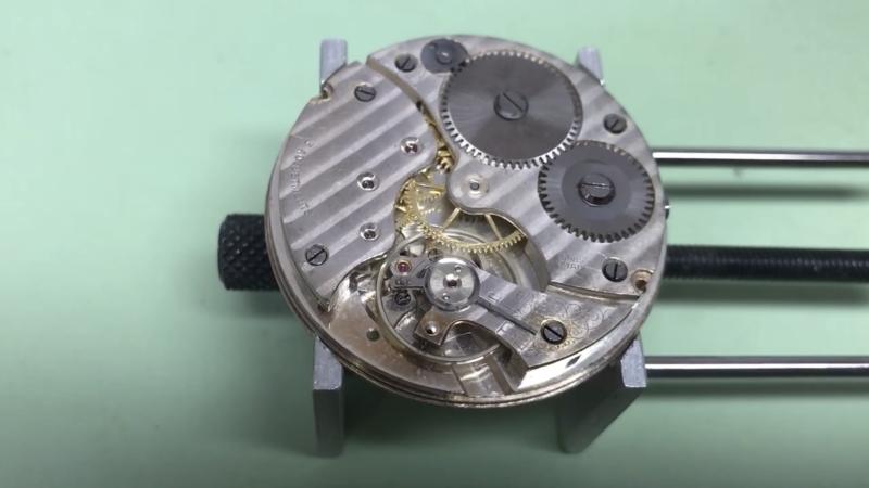 Virtual watchmaker admiral pocket watch movement