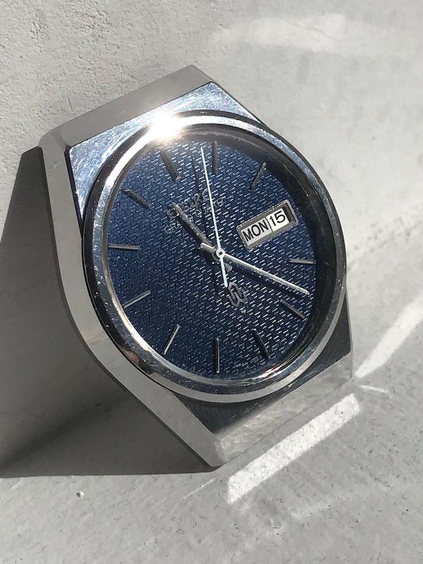 watch repair vancouver seiko 4843A grand quartz