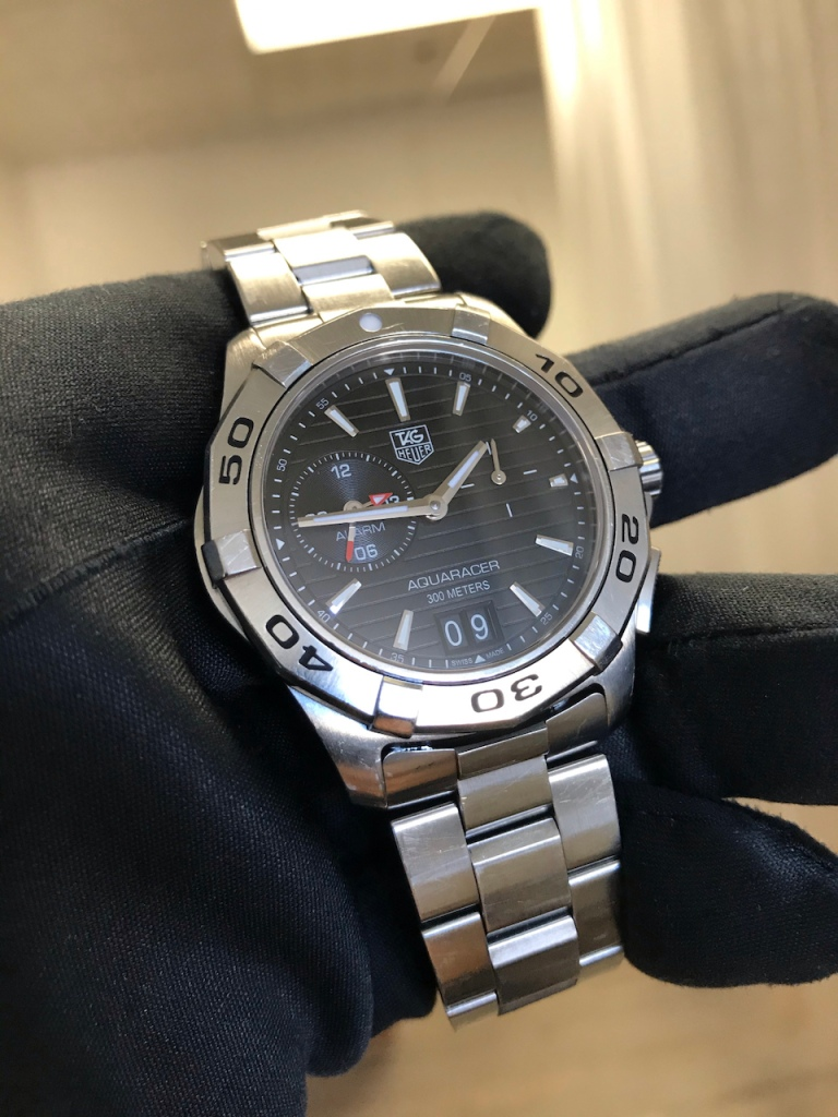 Watch repair Vancouver Tag Heuer after service